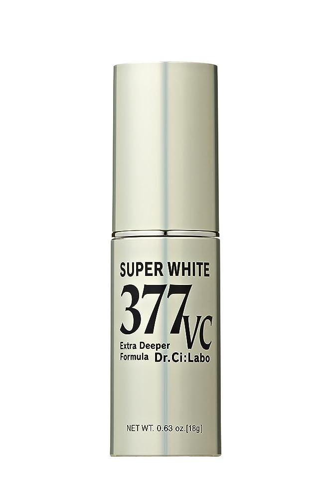 連想ブリッジドクターシーラボ スーパーホワイト377VC(ブイシー) 高浸透ビタミンC 美容液 18g