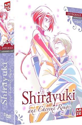 赤髪の白雪姫 コンプリートDVD-BOX(シーズン1+2+OVA)(DVD-PAL)(Import版)