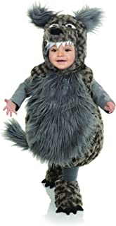 Best wolf belly baby costume Reviews