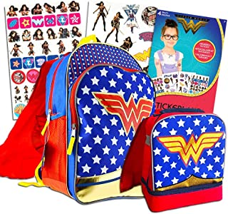 Backpack and Lunch Box Set -- Deluxe 16