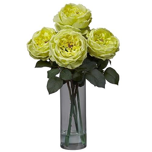 Fancy Silk Flower Amazon