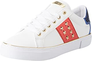 a2d38b73 Guess Gamer/Active Lady/Leather Like, Zapatillas de Gimnasia para Mujer