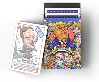 Trumped Up Playing Cards