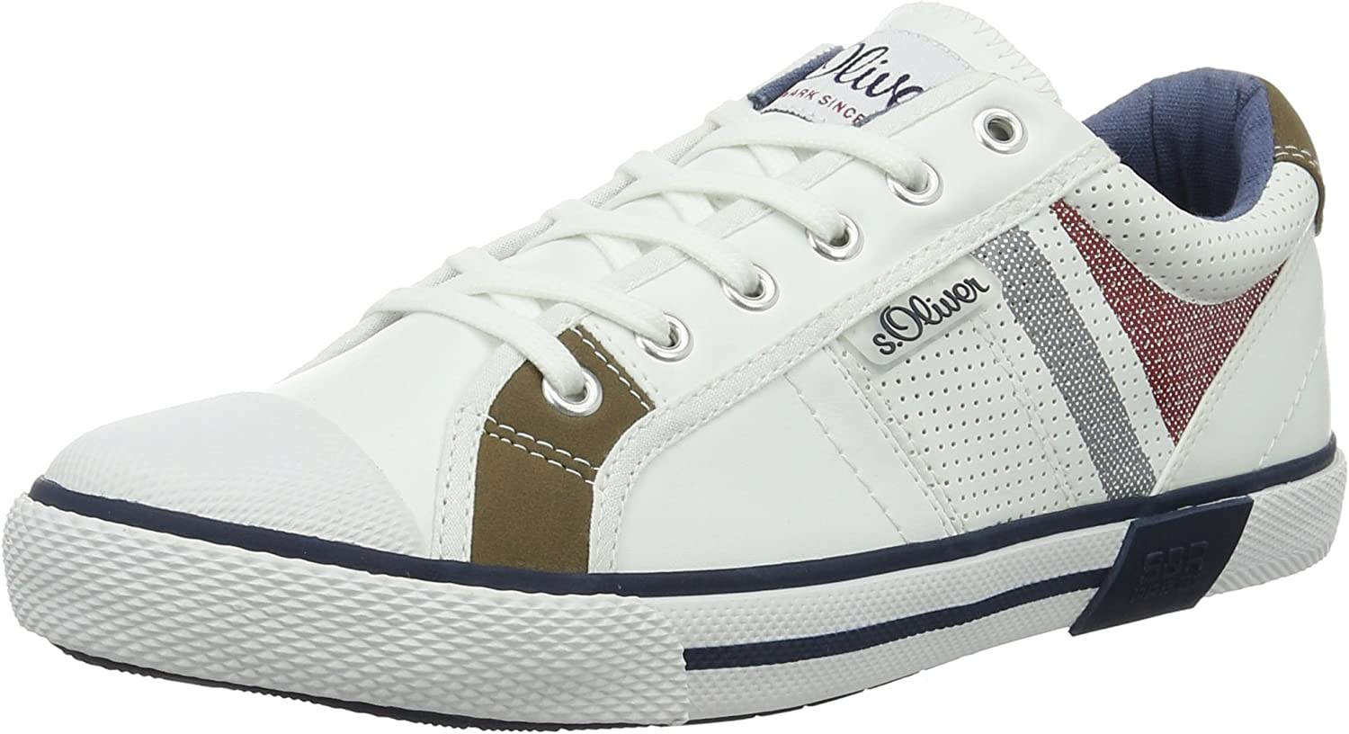 S.Oliver Men's 13622 Low-Top Sneakers
