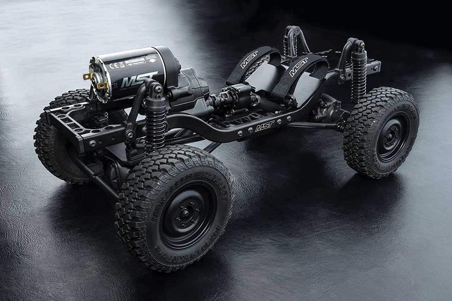 Max Speed Technology CFX 1 10 4WD High Performance Off-Road Car KIT