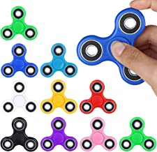 SCIONE Fidget Spinners, Bulk Toys 25 Pack Fidget Spinners Gifts for Adults and Kids, Prize for Kids Classroom,Party Favors...