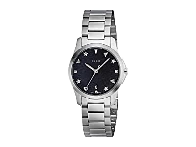 Gucci G-Timeless YA126573 (Silver) Watches