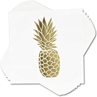 Best pineapple paper napkins Reviews