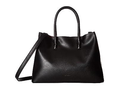 Matt & Nat Dwell Krista Small (Black) Handbags