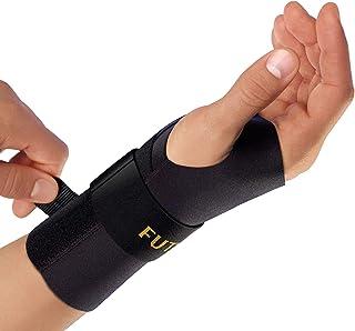 پشتیبانی مچ دست Futuro ، کمک می کند تا علائم سندرم تونل کارپ ، پشتیبانی تثبیت کننده متوسط ، دست چپ ، بزرگ / X بزرگ ، سیاه را کاهش دهد
