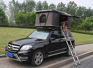 ポップアップ屋外ファストフィットハードシェルタワールーフトップ4wd屋上テント用車トラックsuvキャンプ旅行携帯