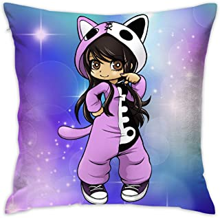Cheny Aphmau Gaming Cartoon Pillow Covers Home Decor Throw Pillow Covers Cushion Cover