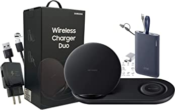 Samsung Duo Wireless Charger Fast Charge Stand & Pad -...