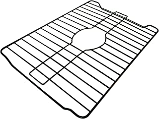 Better Houseware Large Sink Protector Grid, Black