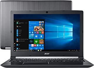 "Notebook Acer Aspire 5, A515-51G-50W8 , Intel core i5 7200U, 8GB RAM, HD 2TB 256, 256, NVIDIA GeForce 940MX com 2GB, tela 15.6"" LED, Windows 10"