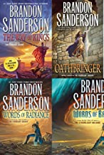 Stormlight Archive 3-Book Set(The Way of Kings, Words of Radiance, Oathbringer)
