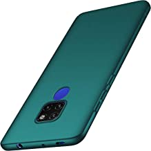 Tianyd Huawei Mate 20 Mobile Phone case, [Color Series] [Ultra-Thin] [Anti-Fall] Minimalist PC Material Ultra-Thin protecvtie Cover for Huawei Mate 20 (Gravel Green)