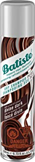 Batiste Champú seco Dark & Deep Brown - 200 ml.