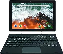[Artículo Adicional 3] Simbans TangoTab 10 Pulgadas Tableta con Teclado, Ordenador Portátil 2 en 1, Android 10, 4 GB RAM, ...