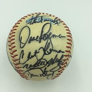 Best 1984 detroit tigers team signed baseball Reviews