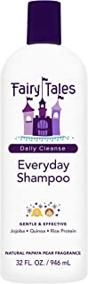 Fairy Tales Daily Cleanse Everyday Kids Shampoo - Gentle Natural Defining Shampoo, Tangle Free, Moisturizing and Hydrating...