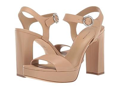 Via Spiga Saville (Nude Milano Calf) High Heels