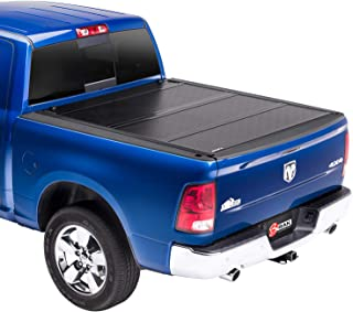 BAK Industries BAKFlip G2 Hard Folding Truck Bed Cover 226426 2016-18 Toyota Tacoma 5' with Track System 6 feet Black