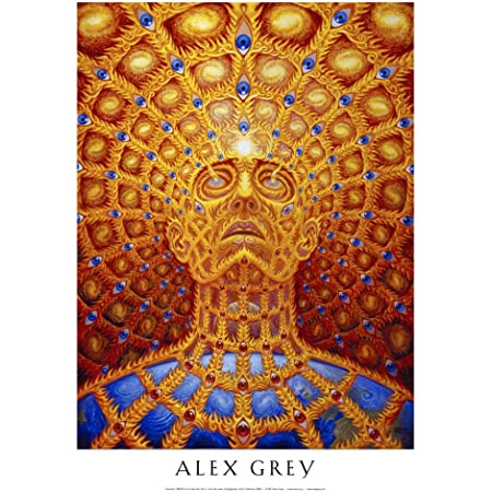 Alex Grey Dying