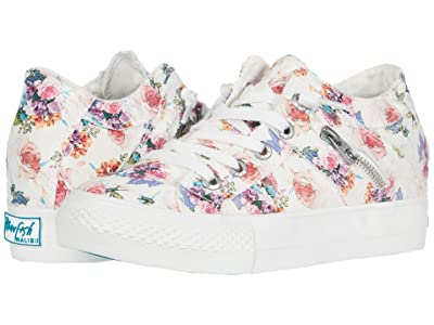 Blowfish Melondrop (Off-White Starbella Print Canvas) Women