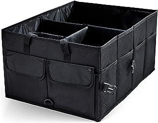 Bingesss Big Capacity Car Storage Box Car Trunk Organizer Eco-Friendly Super Durable Collapsible Cargo Storage Tool Auto T...