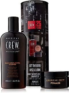 American Crew American Crew Essential Kit For Men, Pomade