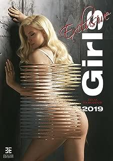 Girls Exclusive Calendar - Calendars 2018 - 2019 Calendar - Adult Calendar - Partial Nude Calendar - Erotic Calendars - Poster Calendar - Photo Calendar By Helma
