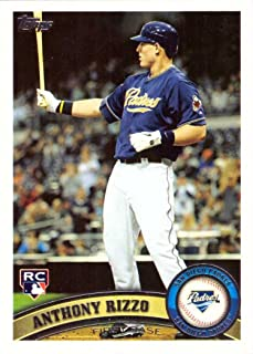 Best anthony rizzo rookie card Reviews