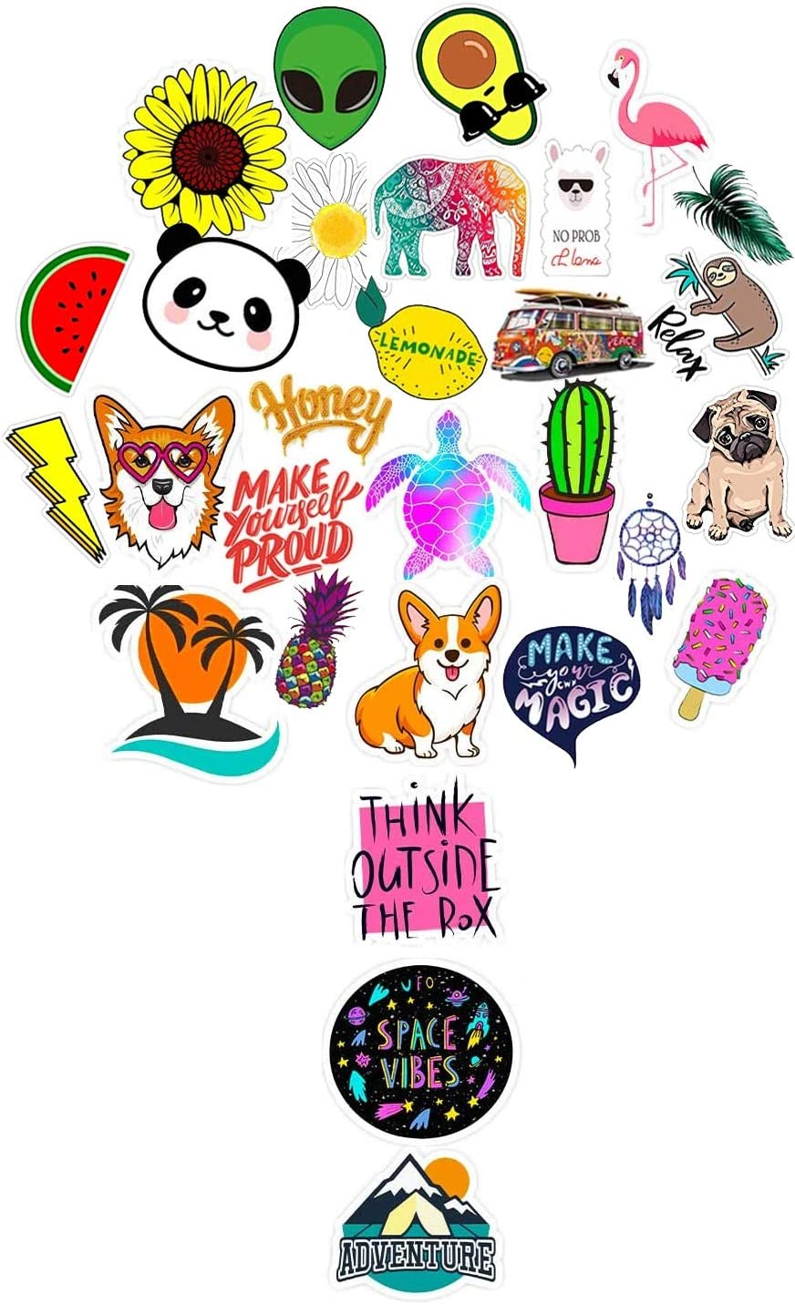 Stickers for Water Bottles Free shipping Laptop Max 55% OFF Big Sticker Decals Skin Phone