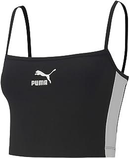 PUMA Women's Classics Bralette Crop Top