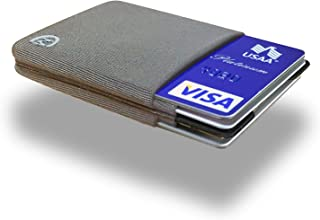 Slim Credit Card Wallet by Modern Carry - Ultra Thin