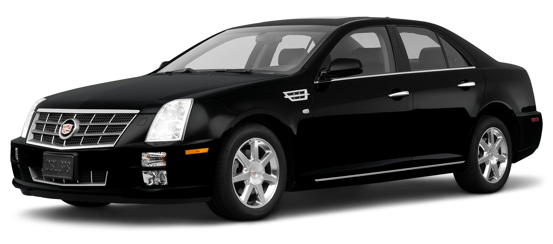 ... 2011 Cadillac STS All Wheel Drive w/1SB, 4-Door Sedan V6