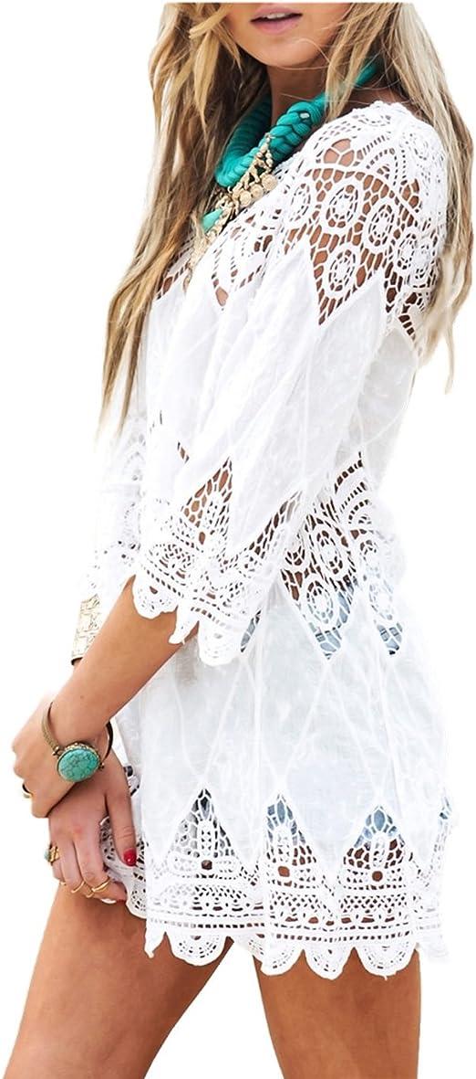 Kurz spitze kleid weiß 20 Spektakulär