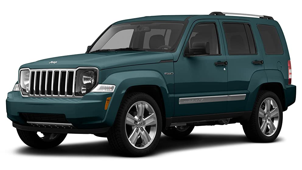 Amazon.com: 2012 Jeep Liberty Reviews, Images, and Specs: Vehicles