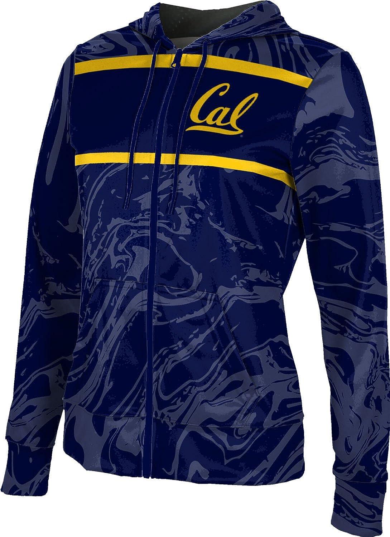 ProSphere UC Berkeley Cal NEW before selling ☆ Girls' School Spirit Sw Hoodie 40% OFF Cheap Sale Zipper