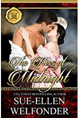 The Kiss at Midnight: A Highlander to the Rescue Romance Kindle Edition