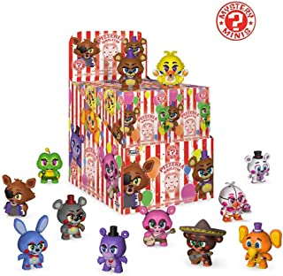 Funko Five Nights at Freddy's Pizza Simulator - Sealed Store Display of 12 Mystery Mini Figures