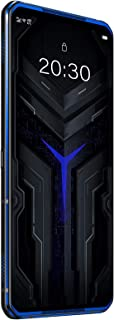 تيلو جيمز - هاتف لينوفو ليجن ثنائي شرائح الاتصال، 256 جيجا، رام 12 جيجا، الجيل الخامس، ازرق بليزنج