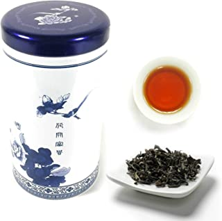 Tepacito Oolong Tea Loose Leaf Taiwan High Mountain Oriental Beauty Premium Grade - Queen Victoria Naming Honey Flavor Sugar Free White Oolong Tea US FDA Verified
