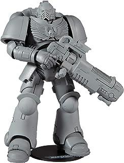 McFarlane - Warhammer 40000 7 Figures Wave 2 - Primaris Space MarineHellblaster (AP)