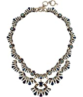 Marchesa - 16 in Drama Collar Necklace
