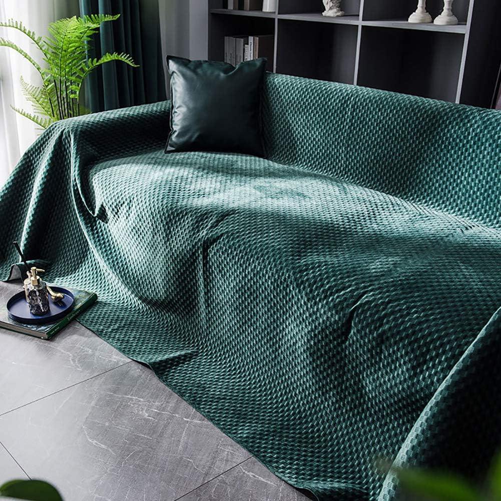 New item TIYKI Modern Light Luxury Sofa Short Inexpensive Slipcovers Plush Towel