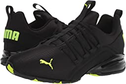 Puma Black/Yellow Alert