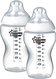 Tommee Tippee 汤美星 亲近自然系列 奶瓶 340 ml 2个装