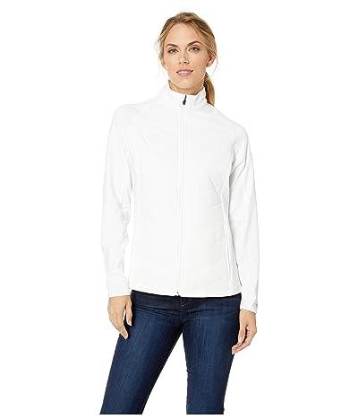 Straight Down Nova Hybrid Jacket (White) Women